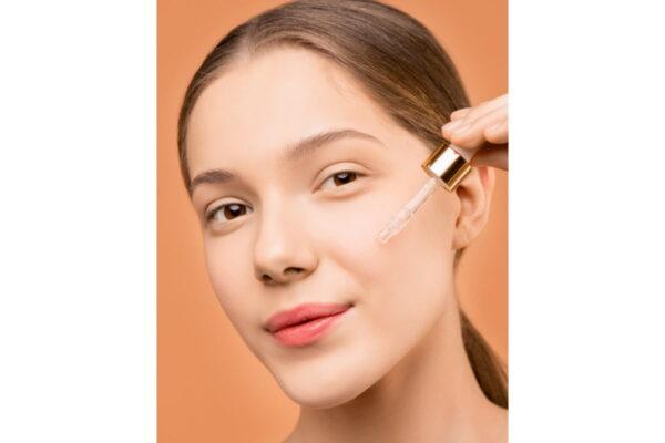 florence organics serum facial