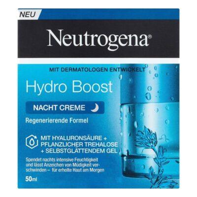 netrogena crema de noche hidratante